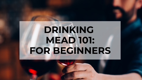 drinking mead