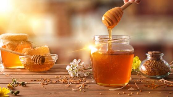 top 4 benefits of honey 3