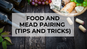 food and mead pairing